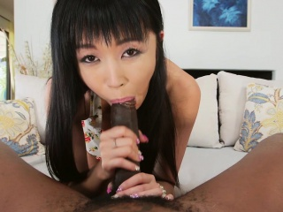 Petite Asian Marica Hase Interracial Anal Sex up HD mc15033