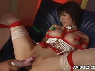 Surprising schoolbabe getting fucked off out of one's mind