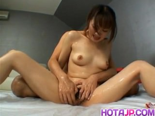 Japanese AV Model just about oiled curves is fucked