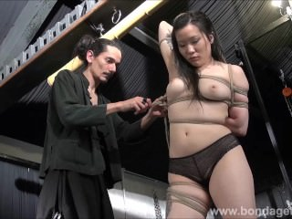 Devils asian suspension bondage and kinky fetish for scheduled up japanese beauty