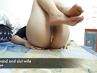 pinch pennies and slutwife creampie