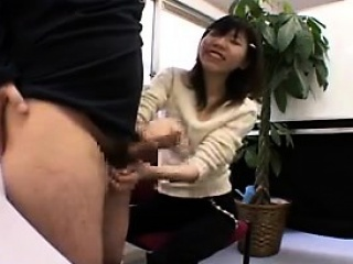 Mosaic Asian Teen Cumshot Galore