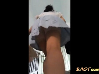 Chinese Upskirt and Voyeur Compilation