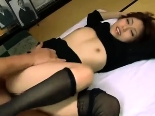 Frisky Japanese milfs put to rights a hardcore group orgy