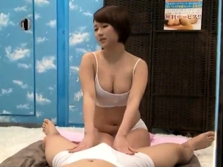 Asian Knead With Take over Realizing Fucking Knead