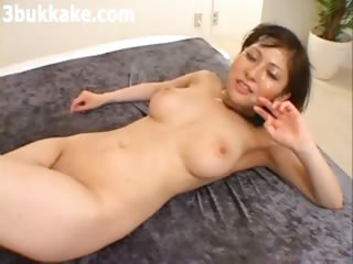 Japanese Bukkake Cumshot Facials Compilation 50301