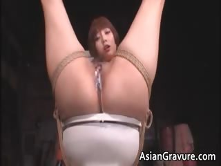 Cute asian babe involving slavery sex gets part6