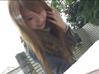 Beautiful girl and the box (CFNM)