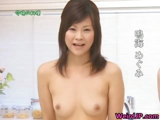 Cock hungry asian sluts sucking shagging part1